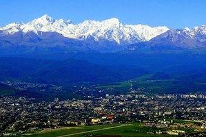 way to Elbrus