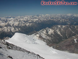 top of Elbrus
