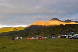 base camp 2600 - north Elbrus