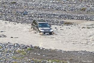 north Elbrus