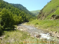 путь на Север Эльбрус