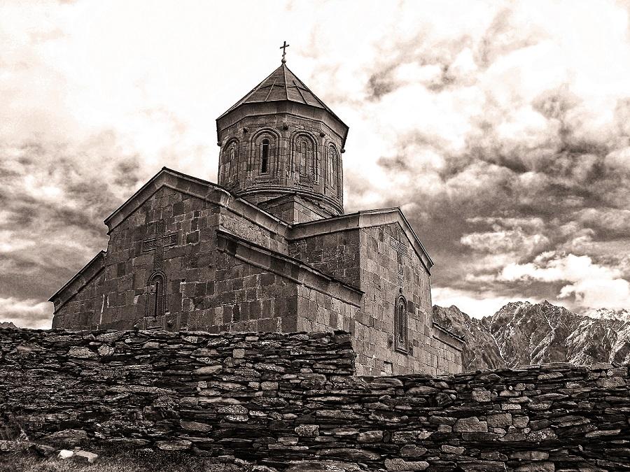 Church Gergeti