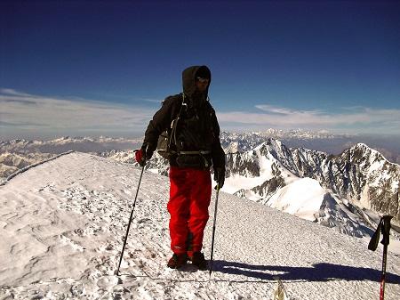 Kazbek 5033 m