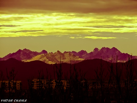 Mounts from Nalchik