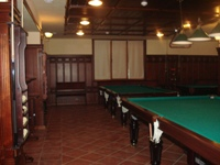 Hotel Gala Alpik::billiard