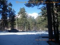 Hotel Laguna:: view on mt Elbrus