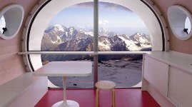 Hotel LeapRus:: panoramic beds