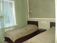 hotel Sky-Azau::Twin