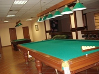 Hotel Tatyana::billiard
